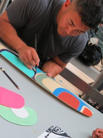 Artist Steve Smith