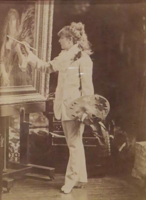 Achille Melandri, c. 1877