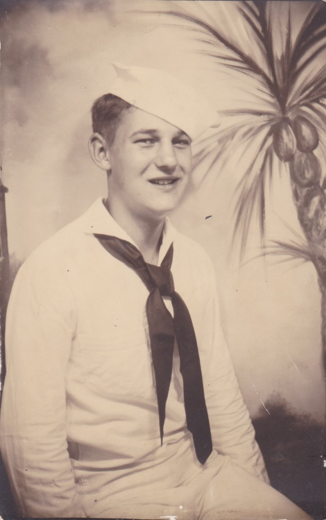 17-year-old Grandpa